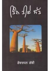 Tin Tiye Satt - Book By Govardhan Gabbi
