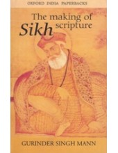 The Making of Sikh Scripture - Book By Gurinder Singh Mann