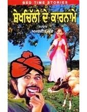 Sheikh Chilli De Karname - Book By Amarjeet Kaur