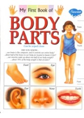 My First Book of Body Parts