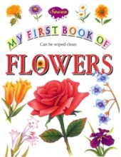 My First Book of Flowers
