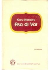 Guru Nanak's Asa di Vaar - Book By G.S.Randhawa