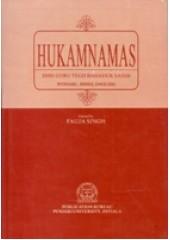 Hukamnamas - Sri Guru  Tegh Bahadur Ji - Punjabi - Hindi - English -  Book By Fauja Singh