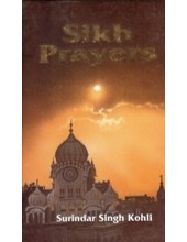 Sikh Prayers - Book By Surinder Singh Kohli