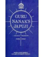 Guru Nanaks Japuji - Book By Kirpal Singh