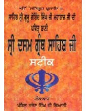 Sri Dasam Granth Sahib Ji Steek ( With Meanings ) - Set of 10 Volumes - Complete Teeka - By Pandit Narain Singh Ji Giani
