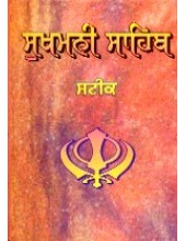 Sukhmani Sahib Steek - Book By Pandit Narain Singh Ji Giani