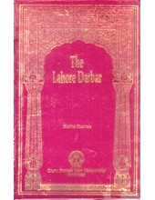 The Lahore Darbar - Book By Radha Sharma