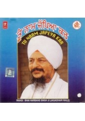 Tu Naam Japeya Kar - Audio CDs By Bhai Harbans Singh Ji Jagadhri Wale