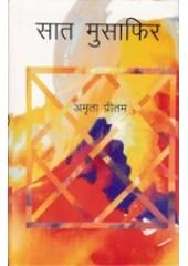 Sat Musafir - Book By Amrita Pritam