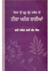 Teeka Anek Banian - Set of 3 Books - Book By Bhai Vir Singh Ji
