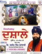 Doshaley - Audio CD by Tarsem Singh Moranwali