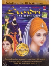 Sundri - The Brave Kaur