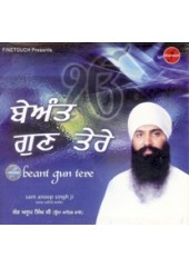 Beant Gun Tere - Audio CDs By Bhai Anoop Singh Ji