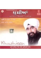 Khushian - Audio CDs By Bhai Davinder Singh Ji Sodhi
