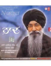 Naad - Audio CD By Harjinder Singh Ji Srinagar Wale