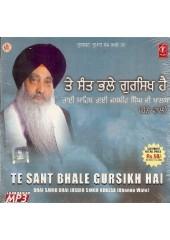 Te Sant Bhale Gursikh Hai - Audio CDs By Bhai Jasbir Singh Ji Khalsa