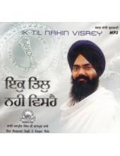 Ik Til Nahi Visrai - MP3 CDs By Bhai Manpreet Singh Ji Kanpuri