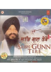 Sabh Gunn Tere - Audio CDs By Bhai Ravinder Singh Ji