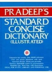 Pradeep's Standard Concise Dictionary