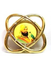 Guru Gobind Singh Ji  - Golden Star