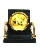 Guru Nanak - Guru Gobind Singh Ji - Golden Arms
