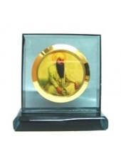 Guru Ramdas Ji - Black Square