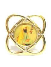 Guru Tegh Bahadur Ji - Golden Star