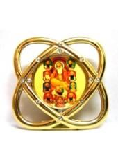 Ten Sikh Gurus Together - Golden Star