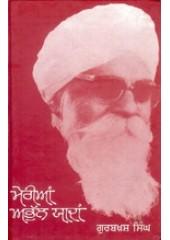 Merian Abhul Yadan  - Book By Gurbaksh Singh Preetlari