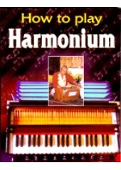 How To Play Harmonium - Book By Krishan Kumar Aggarwal & Shamboo Sharma