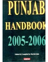 Punjab Handbook - Book By Harish Jain