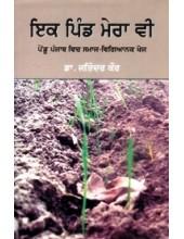Ik Pind Mera Vee Pendu Panjab Vich Samaj-Vigianak Khoj - Book By Dr. Jatinder Kaur
