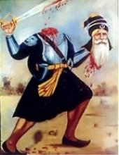 Baba Deep Singh Ji -Sees Tali Te - SSW4
