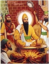 Sikh Gurus - SG16