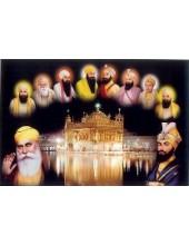 Sikh Gurus - SG34