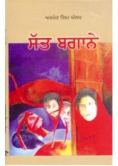Satt Bagane - Book By Ajmer Singh Aulakh
