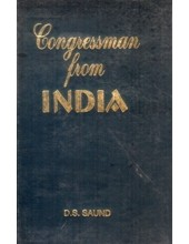 Congressman From India - Book By D S Saund