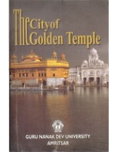The City of Golden Temple - Book By J.S.Grewal