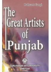 The Great Artists of Punjab - Book By Balwant Gargi