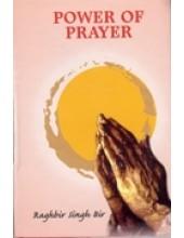 Power Of Prayer - Book By Raghbir Singh Bir