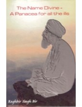The Name Divine : A Panacea for All the ILLS - Book By Raghbir Singh Bir