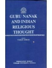 Guru Nanak and Indian Religious Thought  - Book By Taran Singh