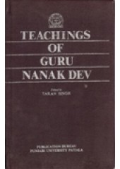 Teachings of Guru Nanak Dev - Book by Taran Singh