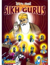 Tell Me About Sikh Gurus(Suitable for Kids) - Book By Anurag Mehta, Vaneeta Vaid