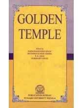 Golden Temple - Book By Parm Bakhshish Singh, Devinder Kumar Verma, R. K. Ghai , Gursharan Singh