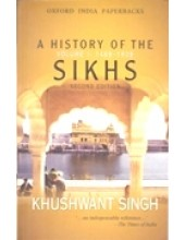 A History Of The Sikhs - Vol 1 - 1469 - 1839 - Book By Khushwant Singh