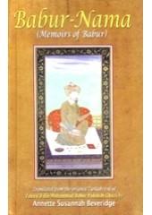 Babur Nama - Memoirs of Babur  - Book By Annette S. Beveridge