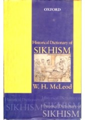 Historical Dictionary Of Sikhism - Book By W.H. McLeod