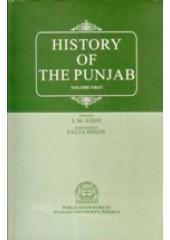 History Of The Punjab - Vol 1 - Book By L M Joshi , Fauja Singh